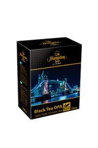 Чай чёрный Hampton tea OPA 250 г