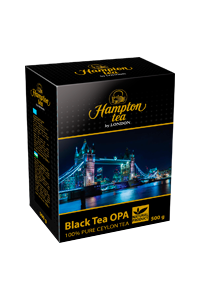 Чай чёрный Hampton tea OPA 500 г